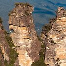 """Up Close & Personal at the """"Three Sisters"""" by Chris  Randall"""