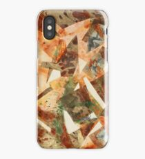 Rusty Pieces iPhone Case