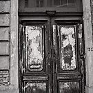 Worn by the passage of time - Brussels by Norman Repacholi