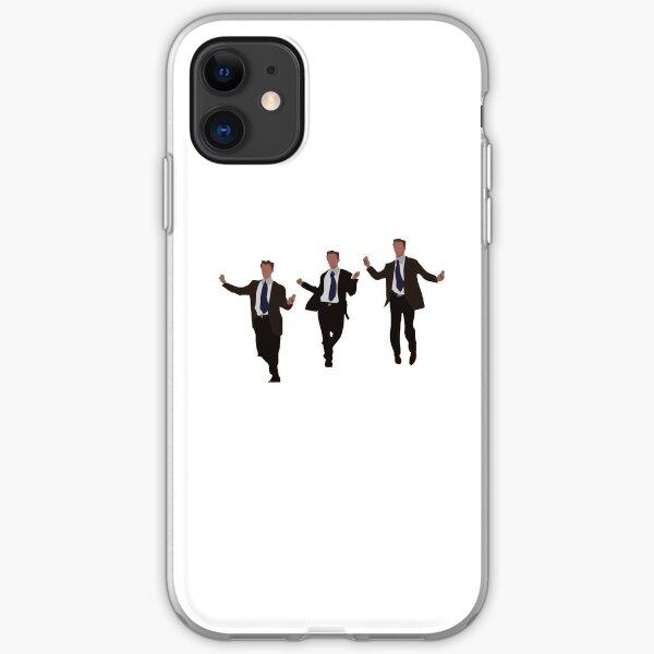 CHANDLER BING DANCE iPhone Soft Case