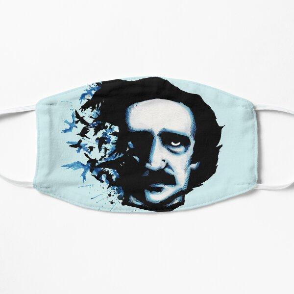 Edgar Allan Poe Crows Mascarilla