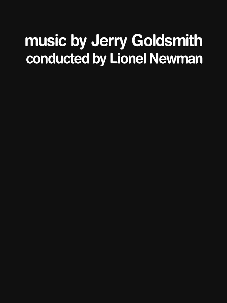 Alien | music by Jerry Goldsmith, conducted by Lionel Newman by directees