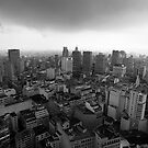 Downtown in Sao Paulo by Sheaney