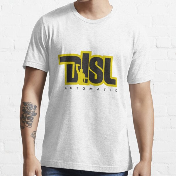 DISL Automatic - GOLD Essential T-Shirt