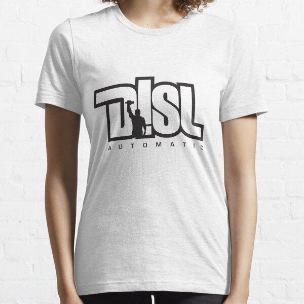 DISL Automatic - WHITE Essential T-Shirt