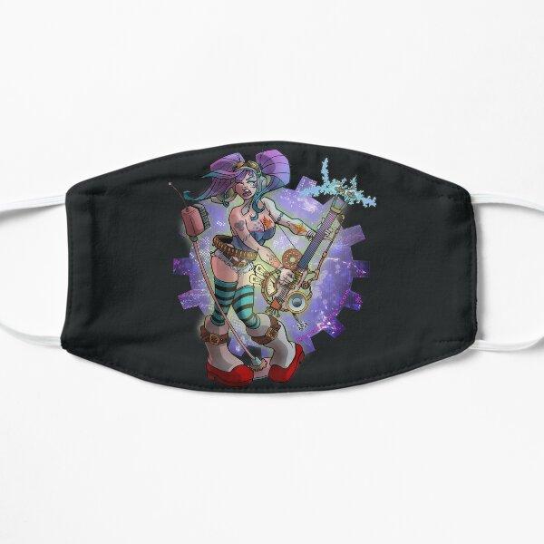 Steam Punk Rock Flat Mask
