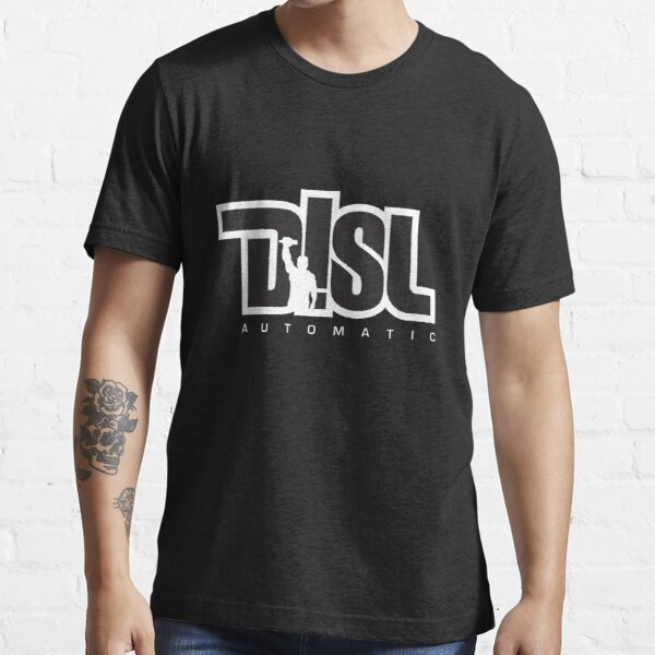 DISL Automatic - BLACK Essential T-Shirt