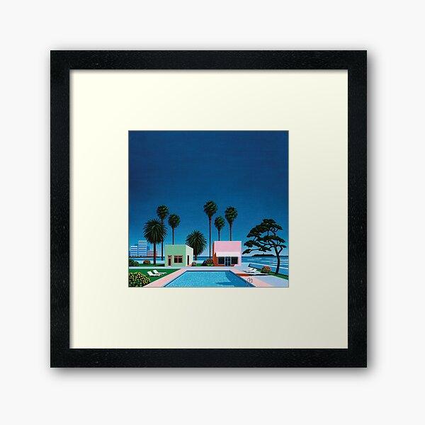 Hiroshi Nagai Art Print Poster Vaporwave Aesthetic Wallpaper T-Shirt Framed Art Print