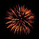 2012 Fireworks by Eileen Brymer