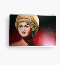 Etta James Canvas Print