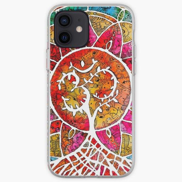 Tree of Life Mandala iPhone Soft Case
