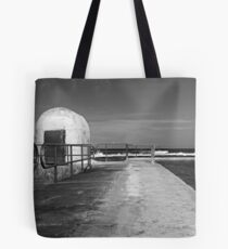 Merewether Baths pumphouse Tote Bag