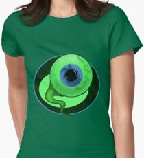 Jacksepticeye - Sam the Septic Eye Women's Fitted T-Shirt