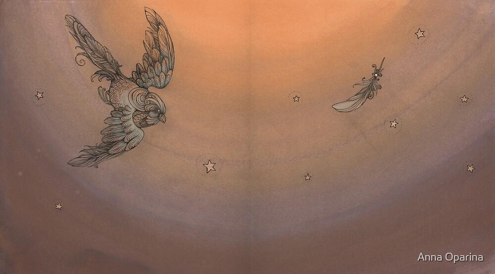 Bird by Anna Oparina