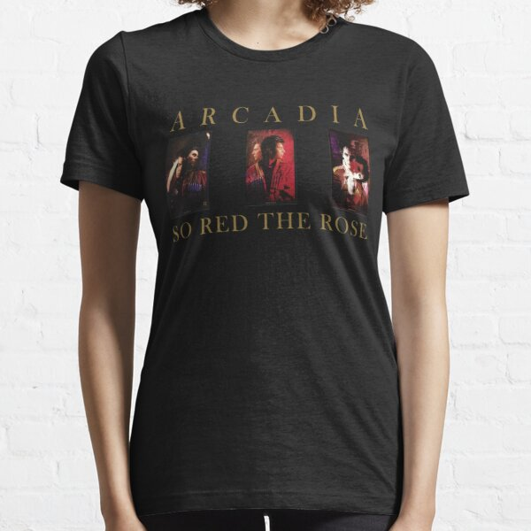 ARCADIA SO RED THE ROSE DURAN DURAN Essential T-Shirt