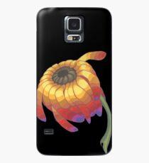 Rainbow Flower Case/Skin for Samsung Galaxy