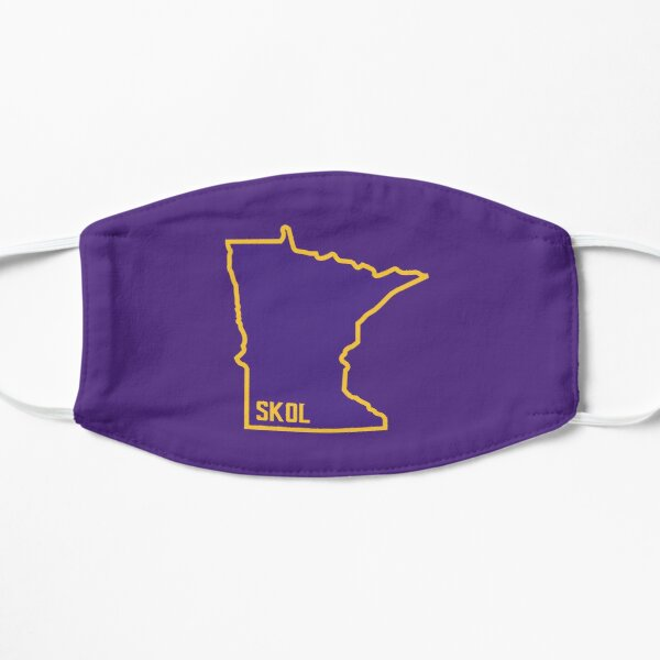 Skol MN Outline Mask