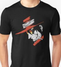 Hellsing - Visage d'Alucard T-shirt unisexe