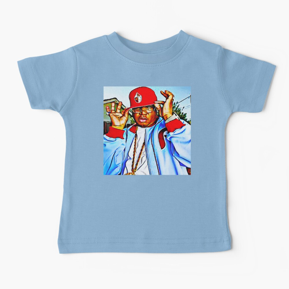 """SYNONYMOUS W/ BAY AREA RAP"" Baby T-Shirt"