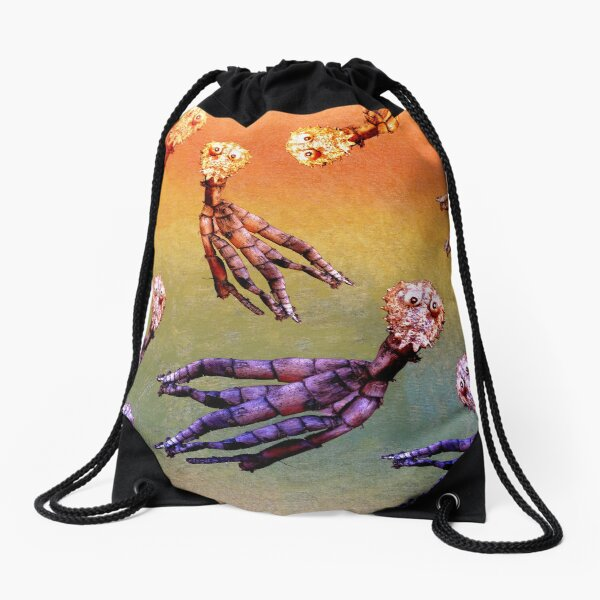 Krill Drawstring Bag