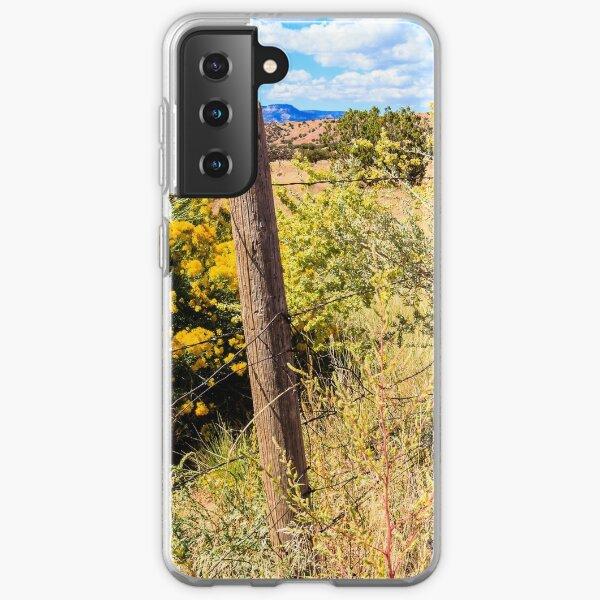 New Mexico Fence Samsung Galaxy Soft Case