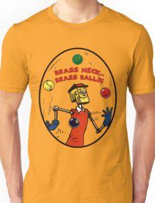 Brassneck - Brass Balls Unisex T-Shirt