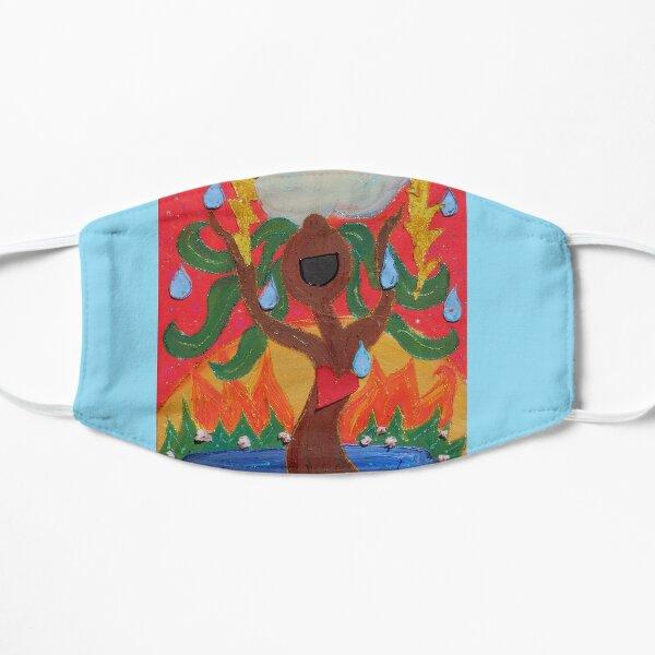 Singing Tree COVID Mask Flat Mask