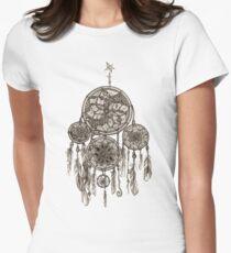 Dreamcatcher Women's Fitted T-Shirt