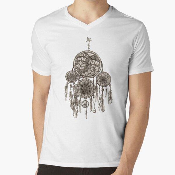 Dreamcatcher V-Neck T-Shirt
