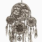 Dreamcatcher by Anna Oparina