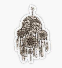 Dreamcatcher Transparent Sticker