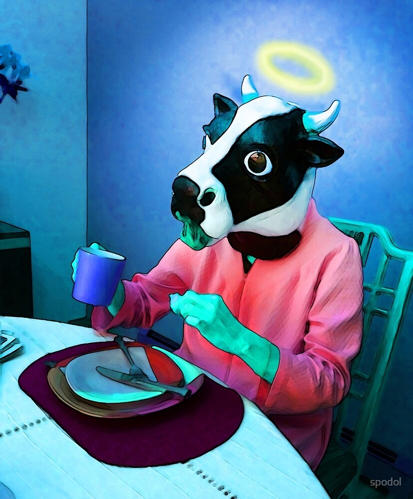 Holy Cow by spodol