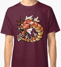Red Gyarados Retro Classic T-Shirt
