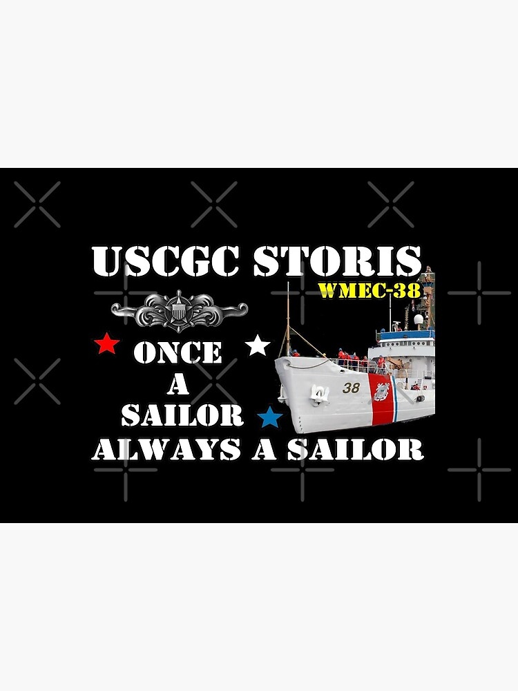 USCGC Storis WMEC-38 Design by Mbranco