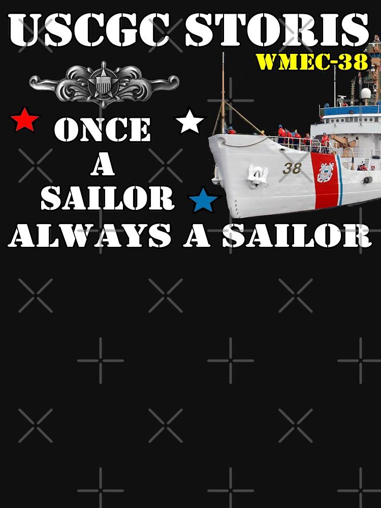 USCGC Storis WMEC-38 Design by Mbranco
