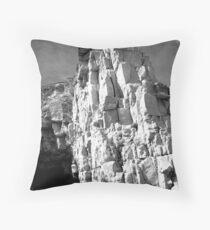 Purbeck Coast No.3 Throw Pillow