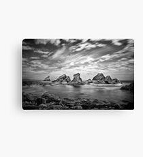 Mupe Bay Canvas Print