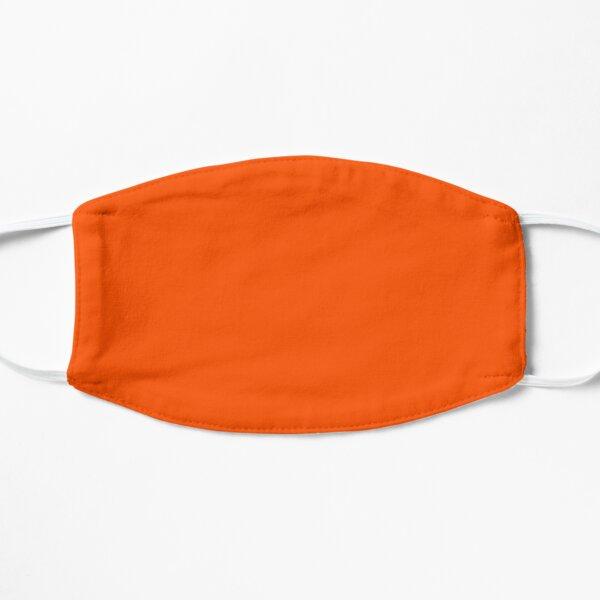 SOLID PLAIN INTERNATIONAL ORANGE -OVER 100 SHADES OF ORANGE ON OZCUSHIONS Mask