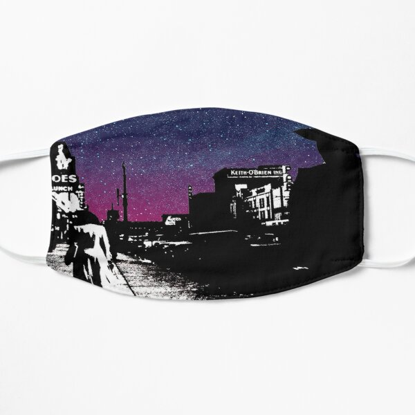 Nighthawks and Starry Skies Mask