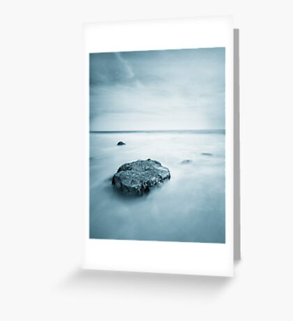 Silky Smooth Sea Greeting Card