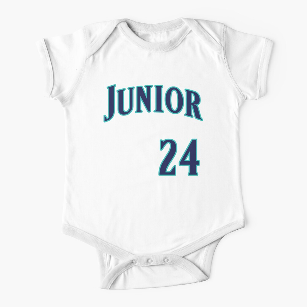Junior Jersey Script 2 Baby One-Piece