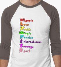 Olympic T-shirt Men's Baseball ¾ T-Shirt