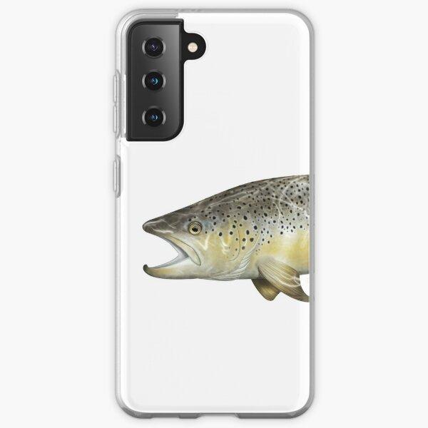 Brown Trout Samsung Galaxy Soft Case