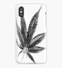 Iphone weed case iPhone Case