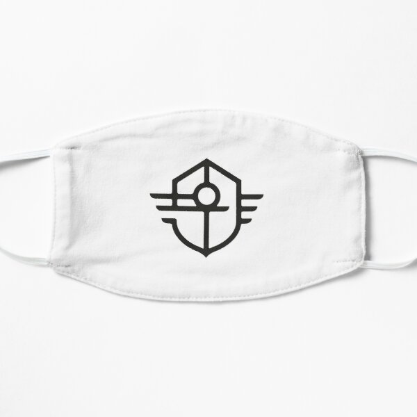 Nine O'clock Logo Covid Mask Mask