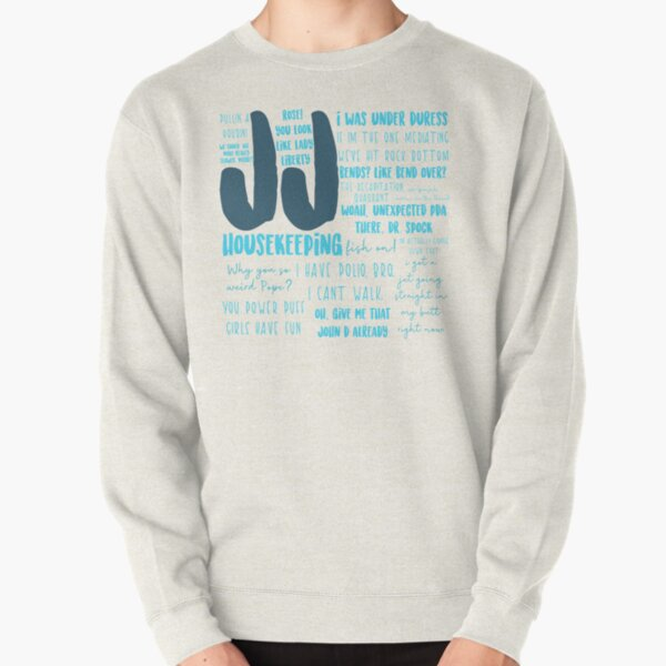 JJ Outer Banks Quotes Pullover Sweatshirt