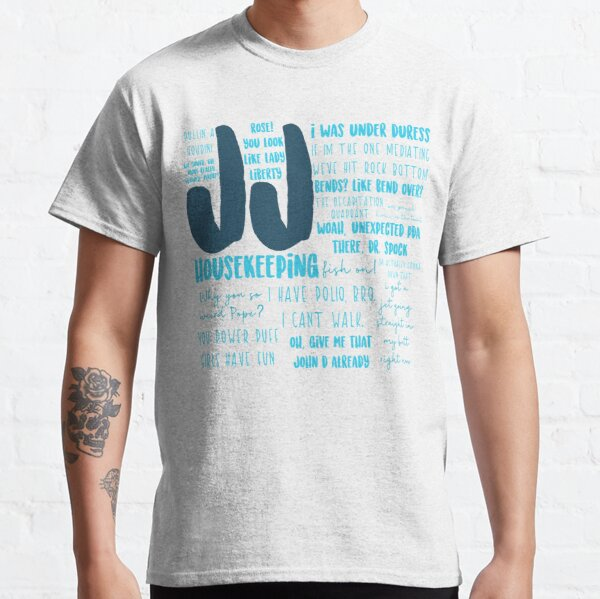 JJ Outer Banks S1 Quotes Classic T-Shirt