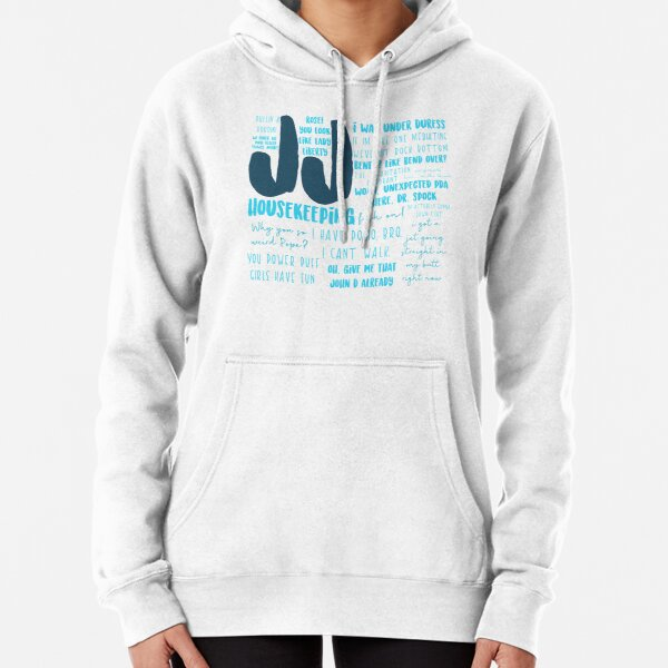 JJ Outer Banks S1 Quotes Pullover Hoodie