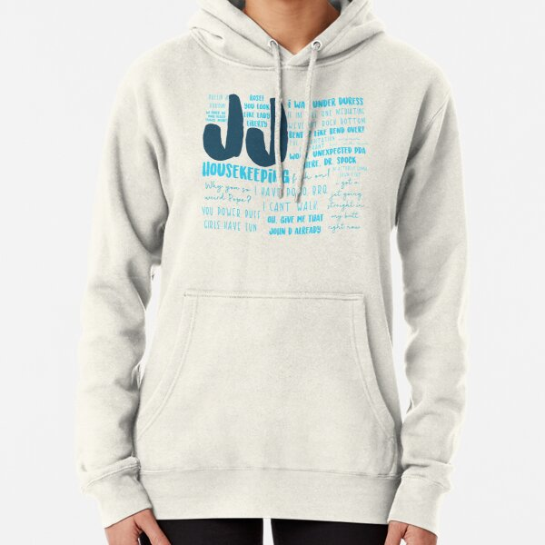JJ Outer Banks Quotes Pullover Hoodie