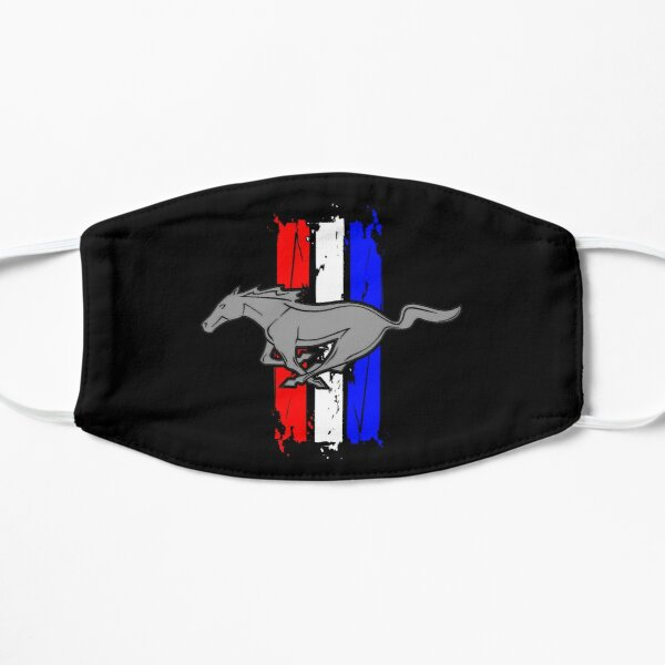 American Pony Flat Mask